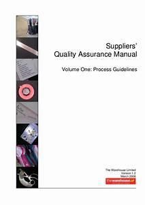Apparel Quality Assurance Manual