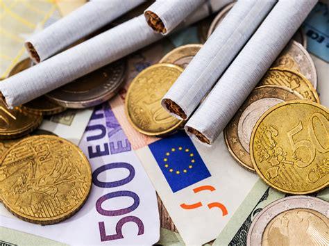 wird eine packung zigaretten jetzt einen euro teurer