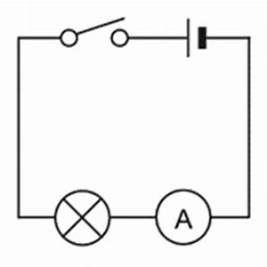 voltage current and resistance With open switch