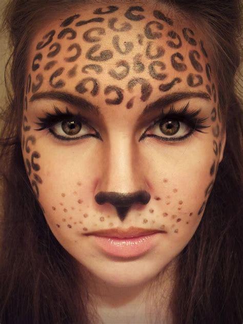 leopard make up 17 best ideas about leopard makeup on leopard costume cat makeup and leopard