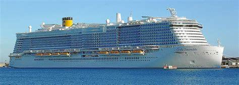 mega kreuzfahrtschiff costa smeralda offiziell vorgestellt