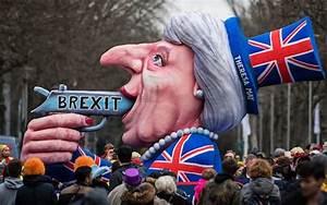 German carnival mocks Donald Trump and Theresa May with ...