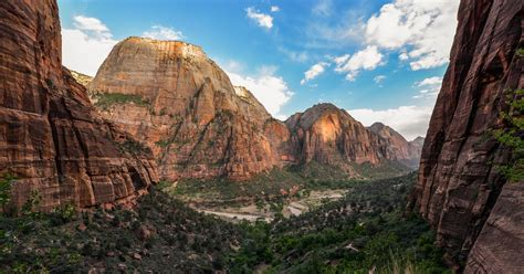 zion national park utah parks usa landing travel visit visiting canyon tours days stunning drive yellowstone tips angels trail usatoday