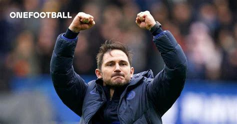 Lampard urges Chelsea stars to keep their feet on the ...