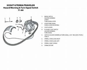 1975 International Scout Ii Wiring Diagram