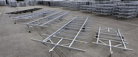 manufacturers  suppliers  galvanised chassis