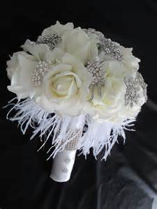 Great Gatsby Wedding Bouquet