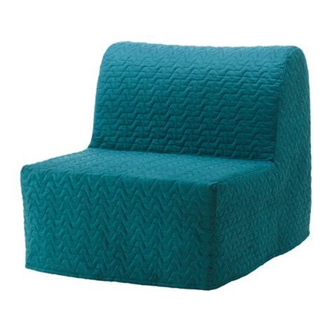 canapé lycksele ikea lycksele håvet chauffeuse convertible vallarum turquoise
