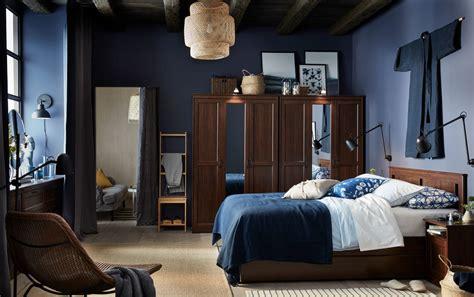 stylish  storage friendly bedroom ikea
