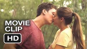 The Spectacular Now CLIP - First Kiss (2013) - Shailene ...