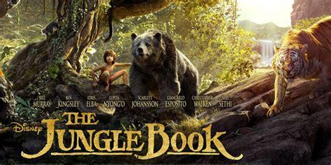 il libro della giungla al cinema il remake disney