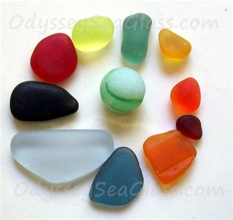 seaglass color sea glass color