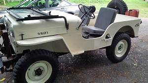 3b Auto : 1962 willys cj 3b information and photos momentcar ~ Gottalentnigeria.com Avis de Voitures