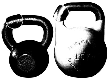 competition kettlebell kettlebells iron handles cast handle too usa hand dimensions paradigm weight elite pro regardless begin same steel