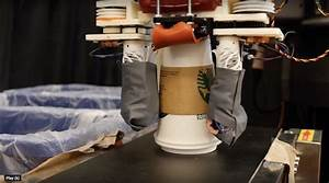 Robot Uses Capacitive Sensors In Soft Hands To Separate