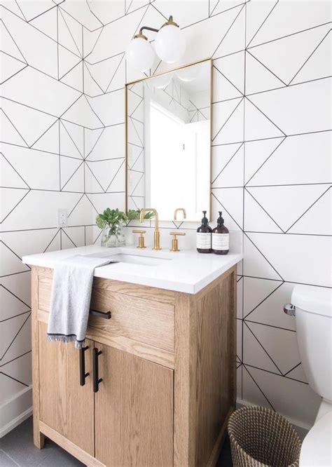 How To Get Bathroom Wallpaper by 10 Bathroom Wallpaper Ideas That Ll Make Everyone Ask