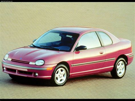 1996 Dodge Neon by Dodge Wallpapers Dodge Neon Sport Coupe 1996