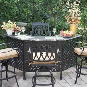 Outdoor patio bar sets image pixelmaricom for Outside patio bar sets