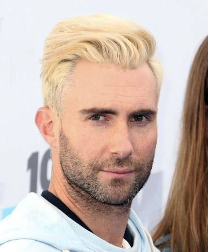 Adam Levine Fall Hairstyles AskMen