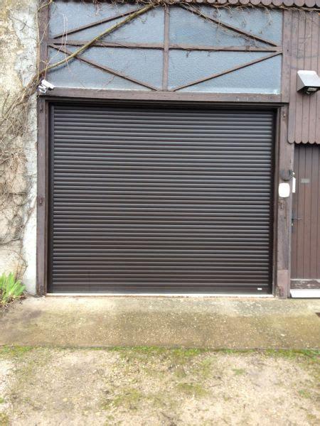 porte garage roulante porte de garage roulante lakal menuiserie alu pvc bois