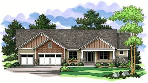 Traditional Style House Plan 42509 with 2 Bed 2 Bath 3