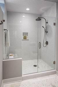 glass tile bathroom Best 25+ Master shower tile ideas on Pinterest | Master shower, Master bathroom shower and ...