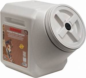 vittles vault stackable pet food container 60 lbs With ant proof dog food container