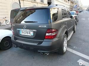 Laderaumabdeckung Mercedes Ml W164 : mercedes benz ml 63 amg w164 29 december 2012 autogespot ~ Jslefanu.com Haus und Dekorationen