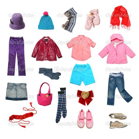 Clip Clothes Winter Clothes For Clipart Clipground