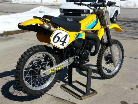 Suzuki Pe175 by 1982 Pe175 Suzuki Ahrma Vintage Mx