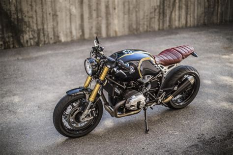 R Nine T Racer Picture by Bmw R Ninet Montreal