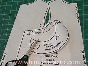 Whimsical Fabric  Sew Along  14 - Frannie Dress