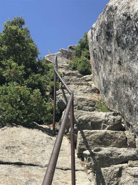 Upper Yosemite Falls Trail California Alltrails