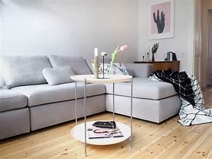 Wohnzimmer Mit Brauner Couch : hallo neues wohnzimmer hallo neues sofa von sitzfeldt ein bericht craftifair ~ Markanthonyermac.com Haus und Dekorationen