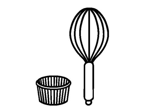 utensil coloring pages printable coloring pages