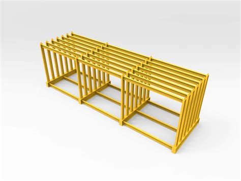 vertical steel plate rack bend tech group
