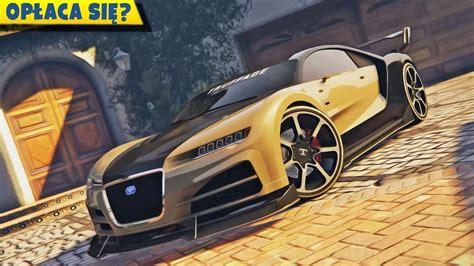¿bugatti chiron en gta online? Bugatti Chiron - Nero tuning | GTA Online - YouTube