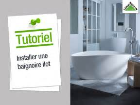 Comment Installer Une Baignoire D Angle by Comment Installer Une Baignoire En 238 Lot Leroy Merlin