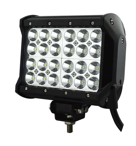 72w led work light bar cree led light bar led light bar