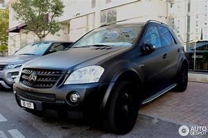 Mercedes Ml W164 Zubehör : mercedes benz ml 63 amg w164 27 july 2012 autogespot ~ Jslefanu.com Haus und Dekorationen