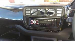 How To Fit An Aftermarket Stereo To A Vw Up