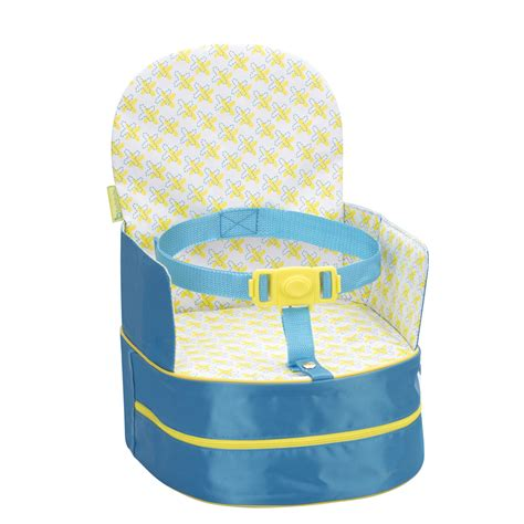 réhausseur chaise badabulle réhausseur de chaise nomade bleu de badabulle en vente