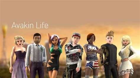avakin virtual 3d pc games bluestacks play second mod role adults imvu playing unlimited banner money streaming mac apps
