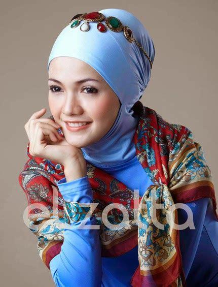 koleksi model jilbab instan elzatta terbaru model jilbab
