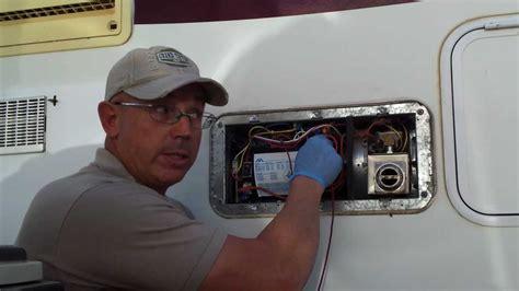 all seasons mobile rv repair atwood furnace test
