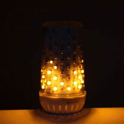 Led Feuer Flame Lamp Fire Lampe E27