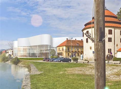 Architectures David Tajchman Stealth New Maribor Museum