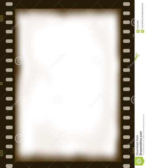 film negative photo frame royalty  stock image image