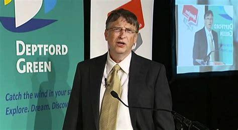Bill Gates speech - YouTube