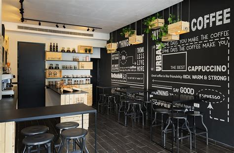 interior design work from home boutique coffee shop by liat eliav